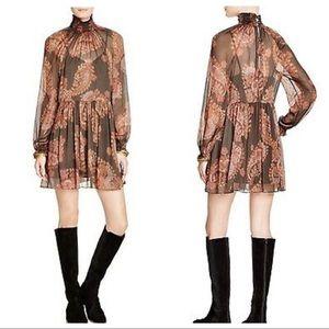 Free People Moonstruck Mini Dress, XS